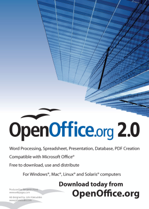 OpenOffice.org Metro Edition