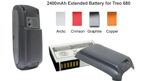 Treo 680 Extended Battery
