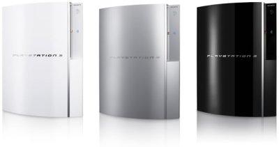 All Playstation 3 Models