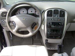 Inside the minivan 1