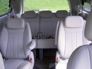 Inside the minivan 2