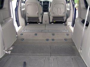 Inside the minivan 3