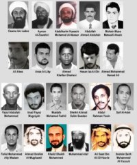 List of Most Wanted Terrorists