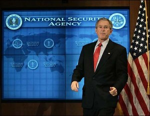 Bush and the NSA break the law again