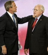 Bush and Cheney are both liars