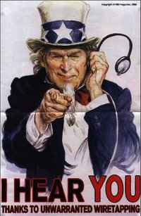 Illegal NSA Wiretapping Continues