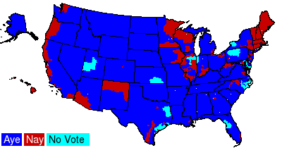 HR 6304 State by State Results