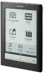 Sony Touch e-Ink Reader