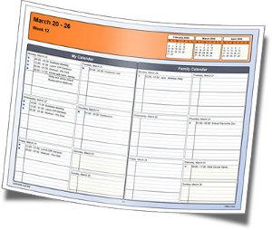 Microsoft Calendar Print Assistant