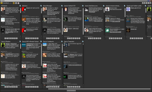 Double-decker TweetDeck