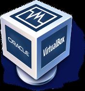 VirtualBox Oracle logo