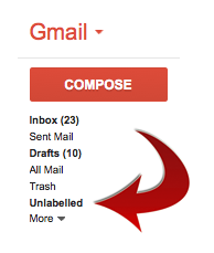 gmailUnlabelled installed