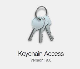 Mac OS X Keychain Access